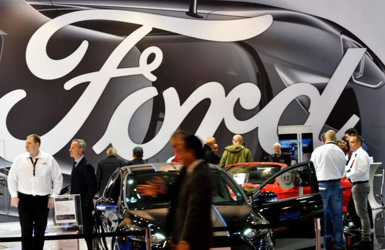 Flea-Bitten Ford Gives Investors a $600 Million Reason to Dump the Stock