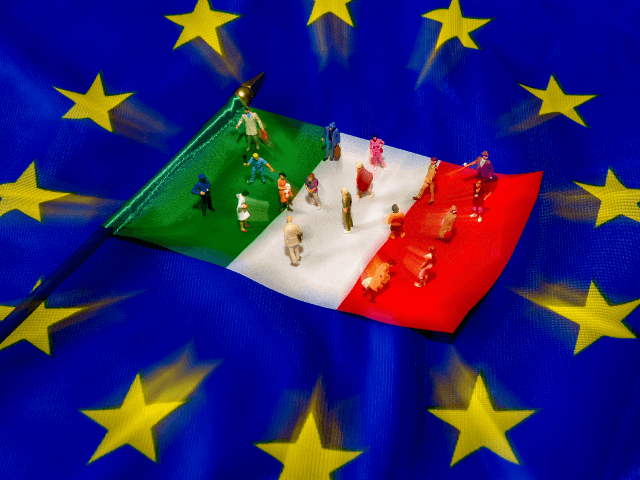Poll Shows Almost Half of Italians Want to Leave the EU