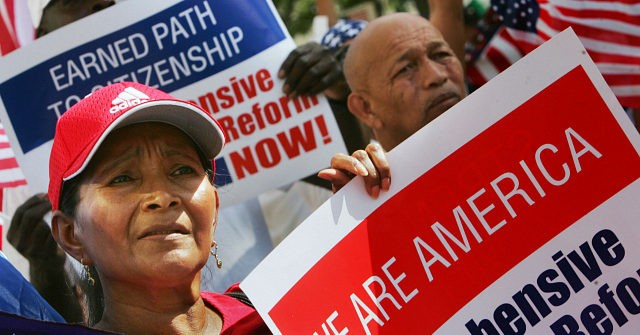 Poll: Majority of Democrats Want Bailout for Illegal Immigrant Poverty