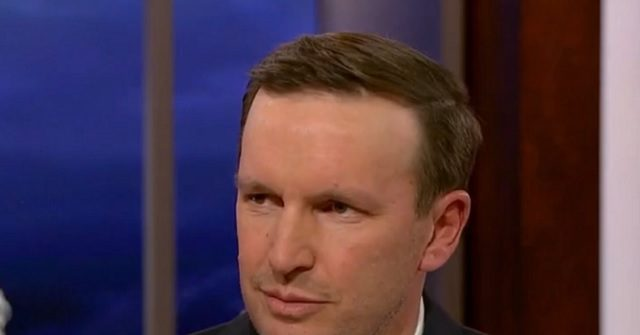 Dem Sen. Murphy: We're in Crisis We're In Because of Trump, Not China and W.H.O.