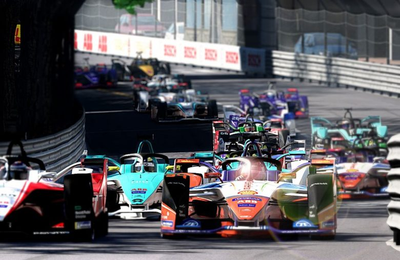 Formula E drivers will compete in streamed 'rFactor 2' races