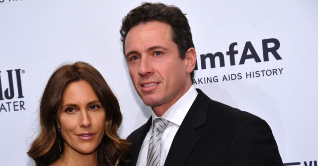 Chris Cuomo's Wife Also Receives Coronavirus Diagnosis