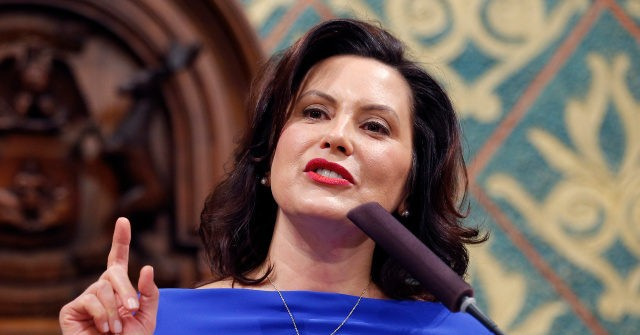 Whitmer: We Can't Pit People Against Each Other, Whether It's W.H.O. or Governors