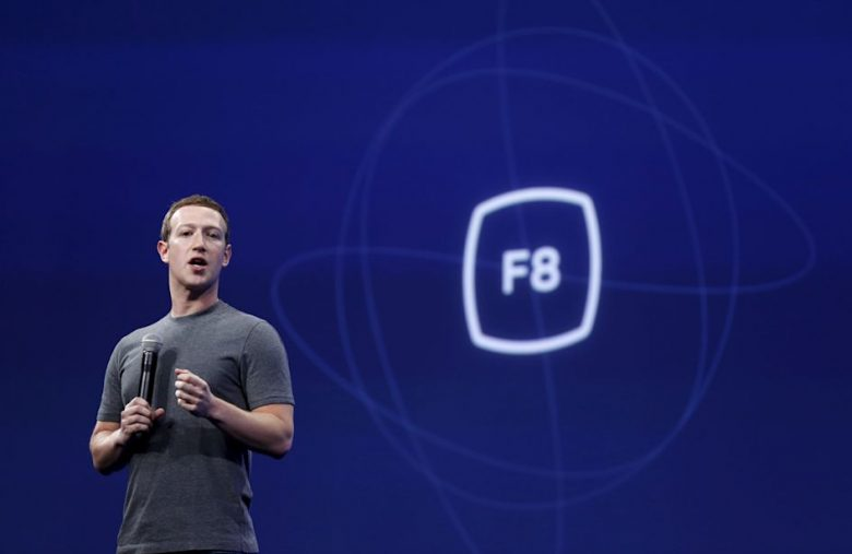 Facebook cancels all large events through June 2021