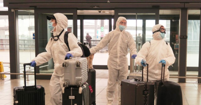 International Flights Bring 100,000 Unchecked Travellers a Week to UK