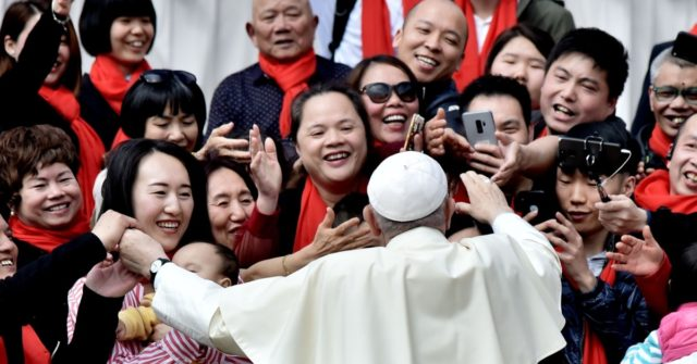Vatican Thanks China but Not Taiwan for Donated Medical Supplies