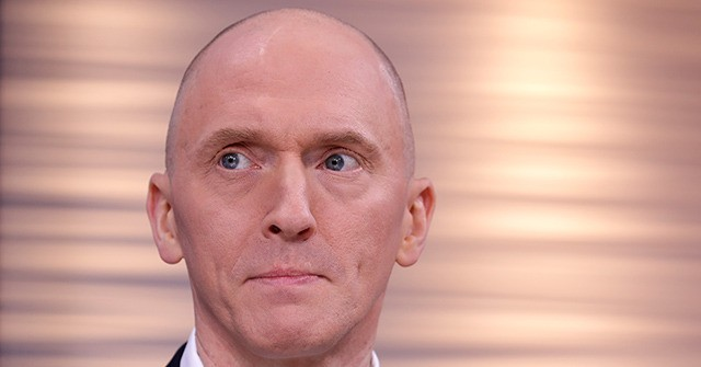 Declassified: FBI Carried Out 'Physical Searches' Targeting Carter Page