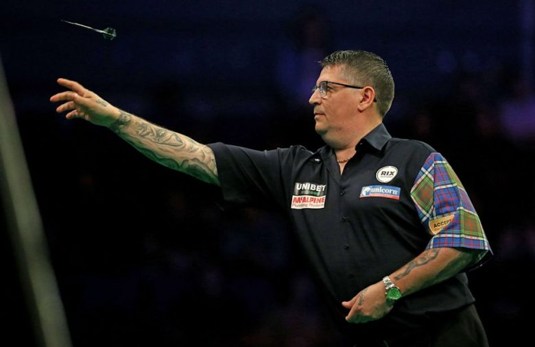 Bad WiFi forces pro darts players out of at-home matches