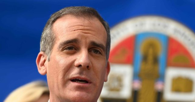 L.A. Mayor Eric Garcetti 'State of the City' Address: 'This Is the Worst It's Ever Been'