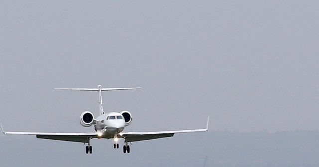 Open Borders Britain: Hundreds of Private Jets Fly In Despite Lockdown