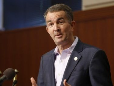 VA Gov. Northam: Protesters 'So Selfish' for Endangering Healthcare Workers