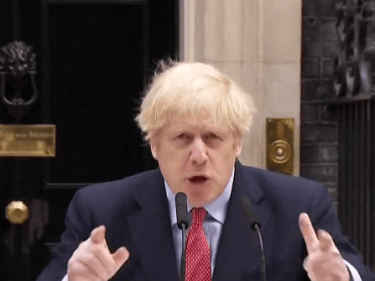 Boris is Back: UK PM Makes First Public Appearance in 25 Days