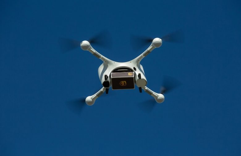 UPS will use drones to deliver prescriptions to retirees in Flordia