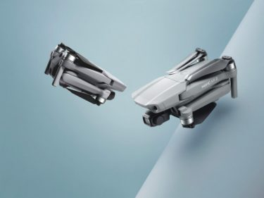 DJI's mini Mavic Air gets an upgrade with improved camera and battery life