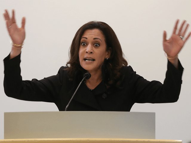 Kamala Harris: 2020 Election About 'Whether We Live or Die'