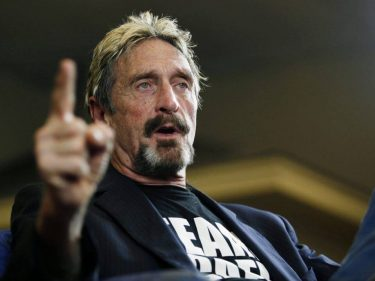John Mcafee Says People Don't Care That UFOs Are Real – Is He Right?