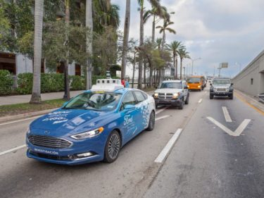 Ford postpones autonomous vehicle service until 2022