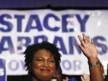 Stacey Abrams: I'm Not 'Loudly Campaigning' to Be VP