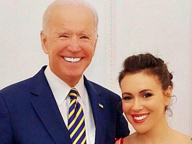 Nolte: Alyssa Milano Still 'Admires' Biden after Credible Sex Assault Allegation