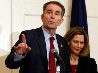 VA Gov. Admits State Met Metrics for Phase One Reopening