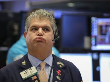 Here's Why the Dow's Parabolic Rally Suddenly Ran Out of Gas