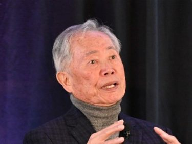 Oh My!: George Takei Says He's Spreading Coronavirus Lie in 'Breitbart Chats'