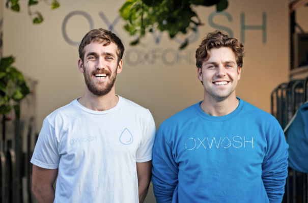 Oxwash bags $1.7M for a cleaner spin on laundry