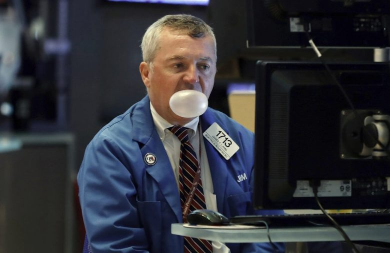 This Is Why the Dow Jones Was So Frustratingly Lifeless Today