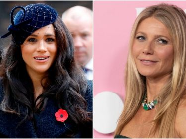 Forget Angelina Jolie: Meghan Markle Aims to Be the Next Gwyneth Paltrow