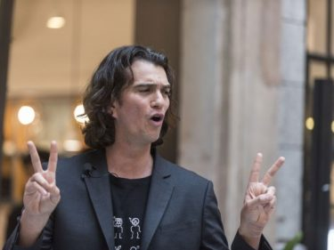 WeWork co-founder Adam Neumann accuses SoftBank of abusing its power in new lawsuit