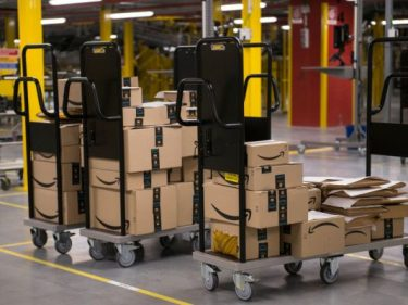 A worker at Amazon's New York City fulfillment center is dead from COVID-19