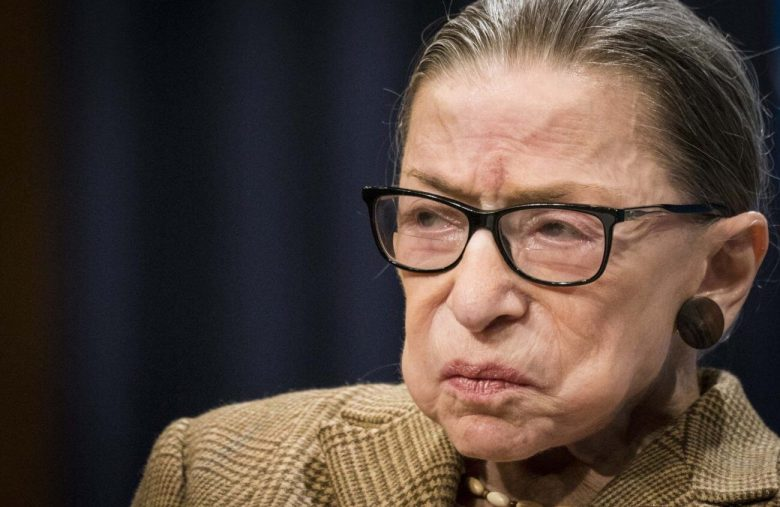 Why Ruth Bader Ginsburg's Health Is Hopelessly Political