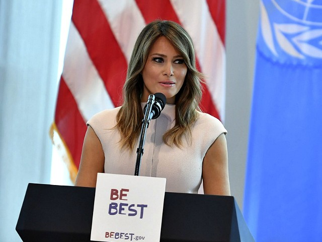 First Lady Marks Second Anniversary of 'Be Best' Campaign