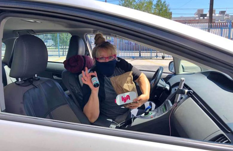 Lyft makes face masks mandatory for drivers and riders