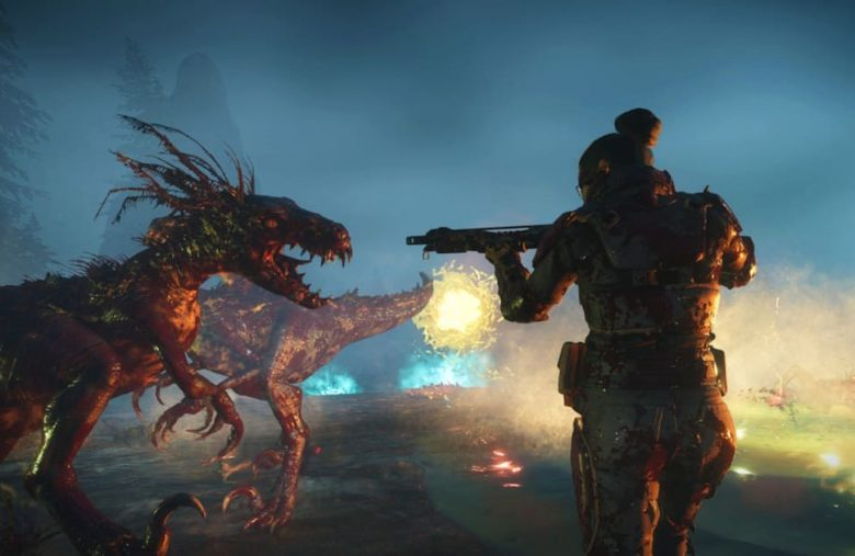 'Second Extinction' looks like 'Destiny' with dinosaurs