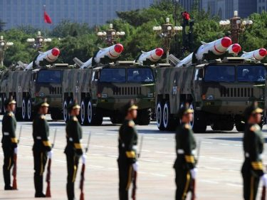 China Urged to Embrace Nuclear Option and Counter 'Warmonger U.S.'