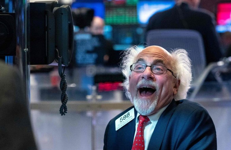 The Dow Is Powering Higher Because Wall Street Is Betting on America
