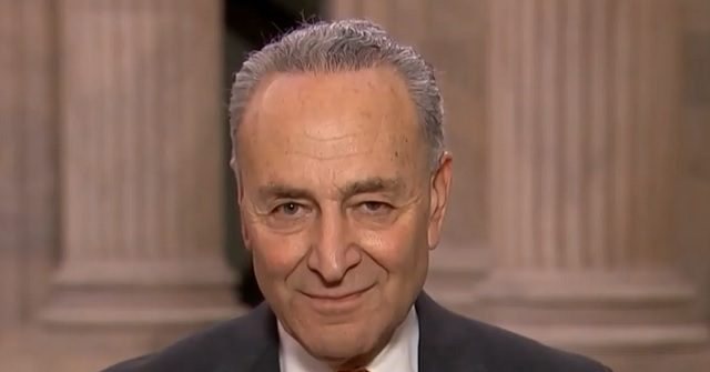 Schumer: Vote by Mail 'Will Be a Very Important Part' of Next Coronavirus Bill