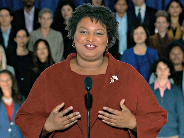 Stacey Abrams: 'There Will Be No Democracy' Without 'Universal Mail-In Voting'