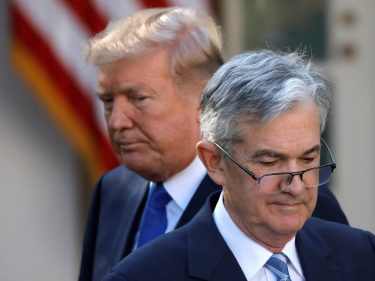 The Dow Took a Nosedive Because the Fed Just Stood up to Trump