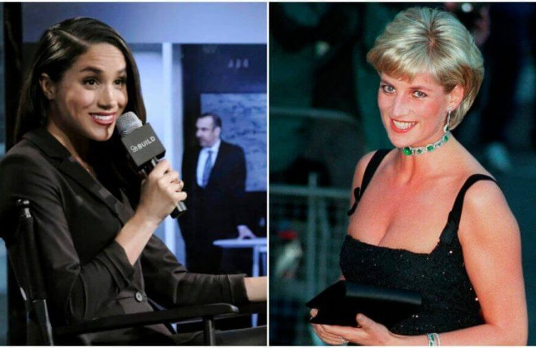 Meghan Markle Is Exactly Like Princess Diana – That's Why Prince Harry Loves Her