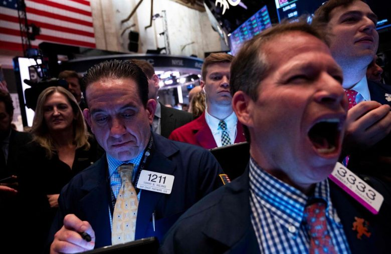 This Is Why the Dow Suddenly Crashed More Than 500 Points