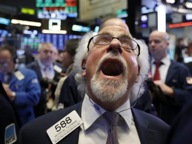 This Is Why the Dow Jones Surged 650 Points Off Its Lows Today
