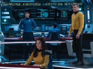 CBS All Access greenlights 'Strange New Worlds,' a new Star Trek series about Pike and Spock