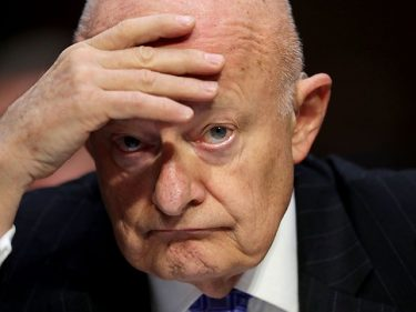 James Clapper CNN Connection Goes Dark After He Is Asked About Leaks