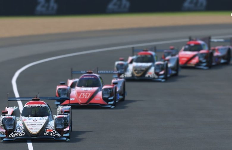 A virtual race will replace the 24 Hours of Le Mans in June