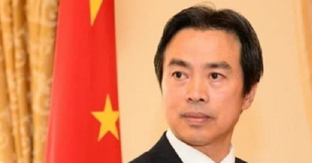 Reports: China's Ambassador to Israel 'Found Dead at Home'