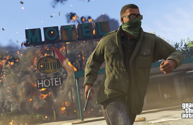 'GTA V' online play suffers outage following Epic Games Store giveaway