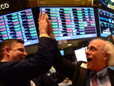 This Is Why the Dow Jones Surged Nearly 1,000 Points Today