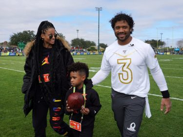 Stop Hating on Russell Wilson for Being a Cooler Dad Than You